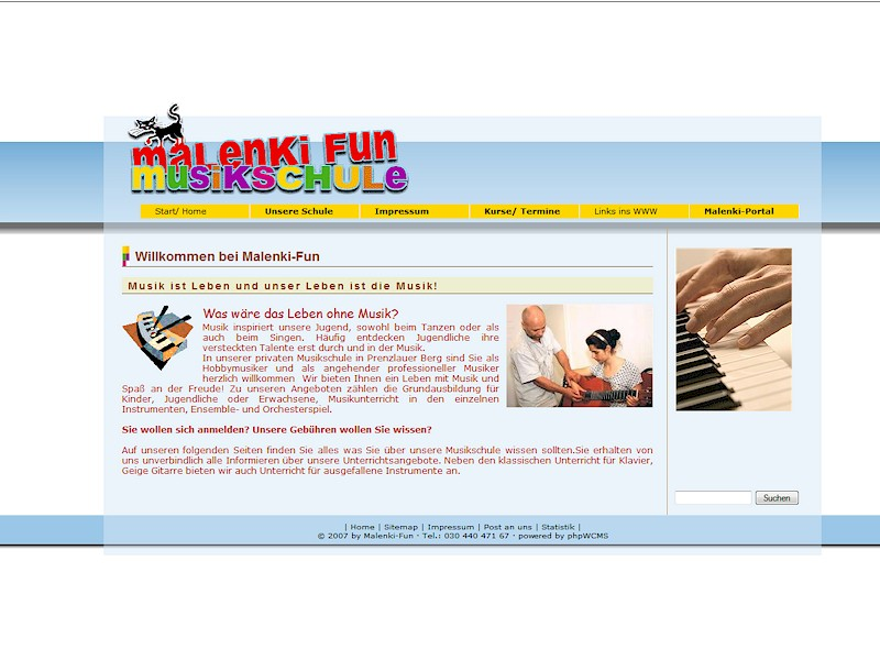 vorstellung geschäftsführer webseite